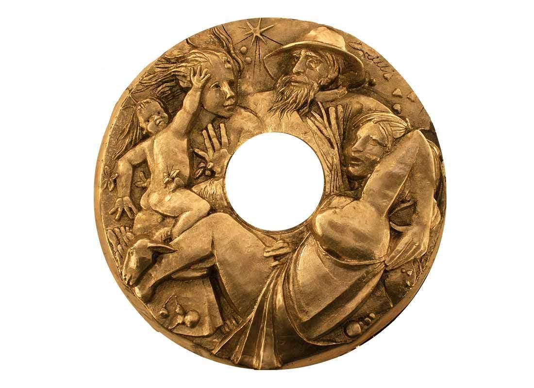 medaglia angelo grilli